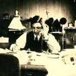 Amandus Farabaugh in 1917