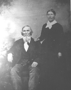 George and Elizabeth Farabaugh