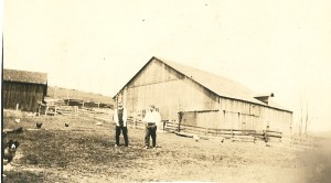 Farabaugh Barn - 1917