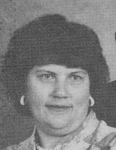 Gertie (Saltsgiver) Farabaugh