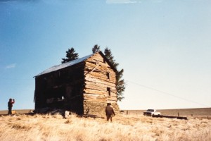 Augustin Tract Homestead 2 1988