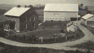 James A. Farabaugh Farm 1918