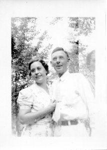 Gilbert and Georgia (Frank) Farabaugh