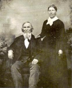 George and Elizabeth Farabaugh