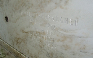 Michael Farabaugh Grave 2