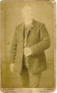 Aloysius Marx