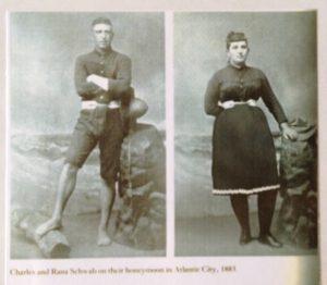 Charley and Rana Schwab