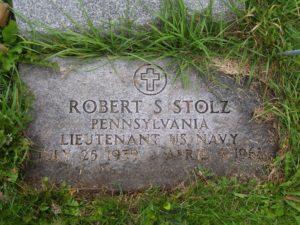 Robert S. Stolz Tombstone