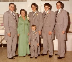 Merle Farabaugh Family 2