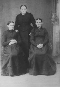 Three Eckenrode Sisters